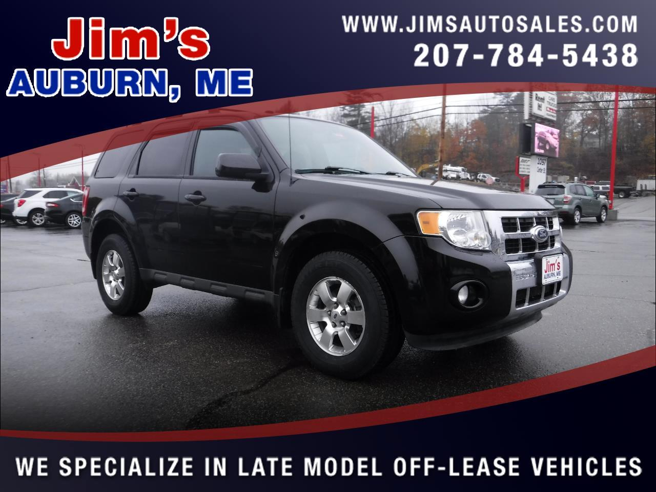 2011 Ford Escape 4WD 4dr Limited