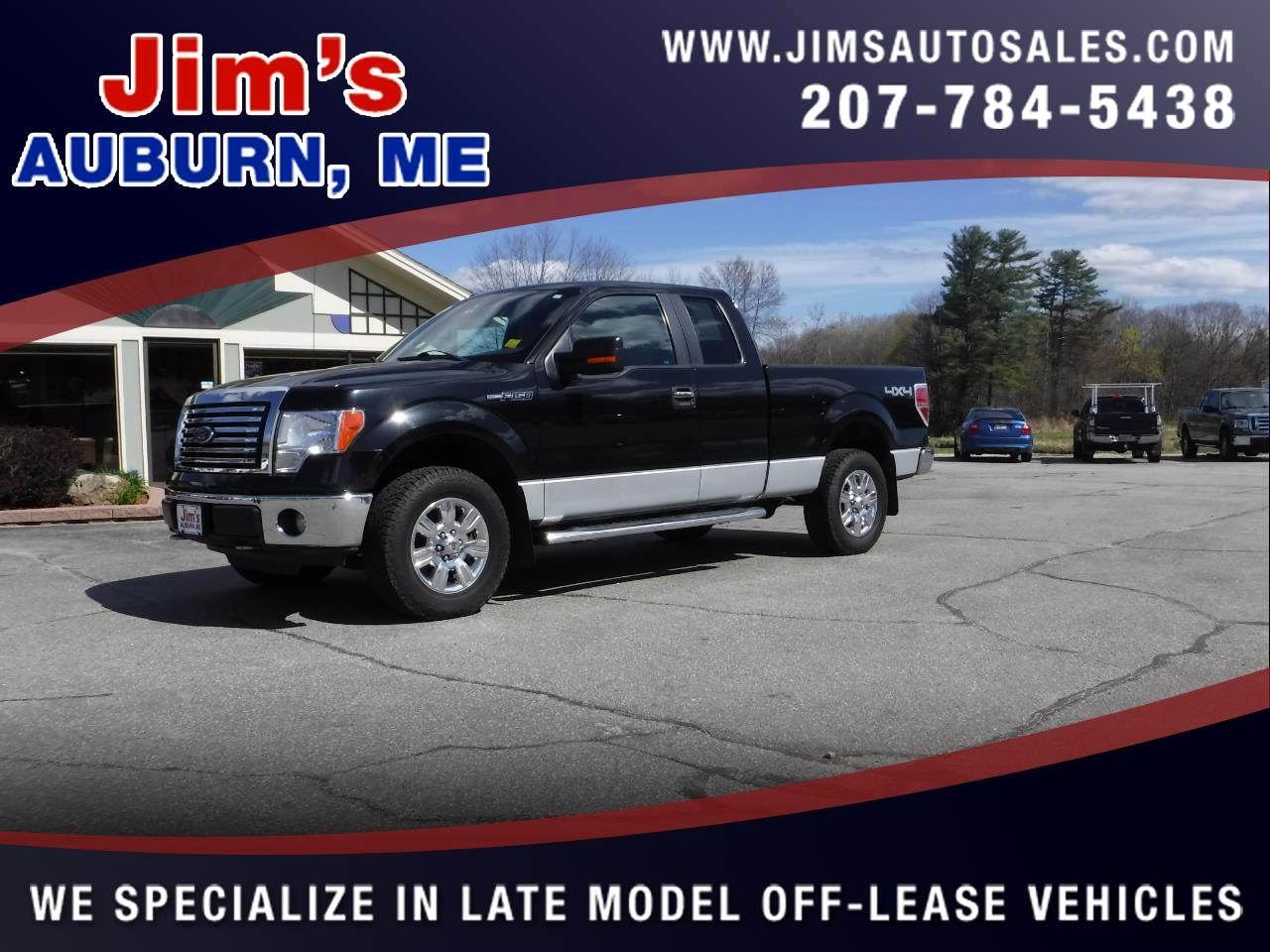 2010 Ford F-150 4x4 supercab
