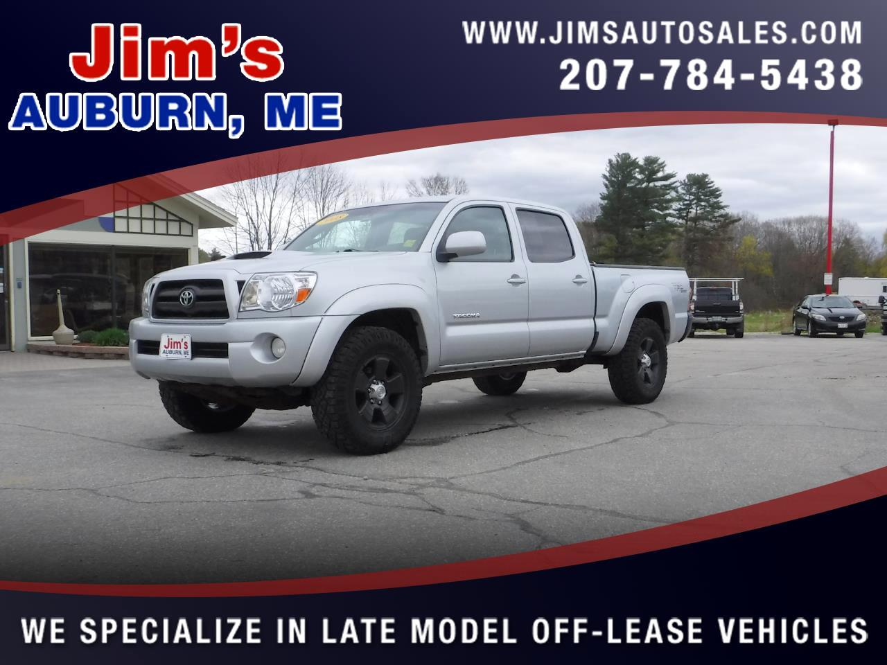 2008 Toyota Tacoma 4WD Double Cab V6 AT TRD Off Road (Natl)