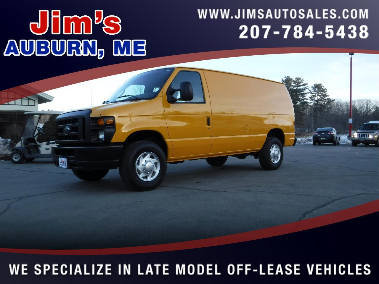 2011 Ford Econoline Cargo Van E-350 Super Duty Commercial
