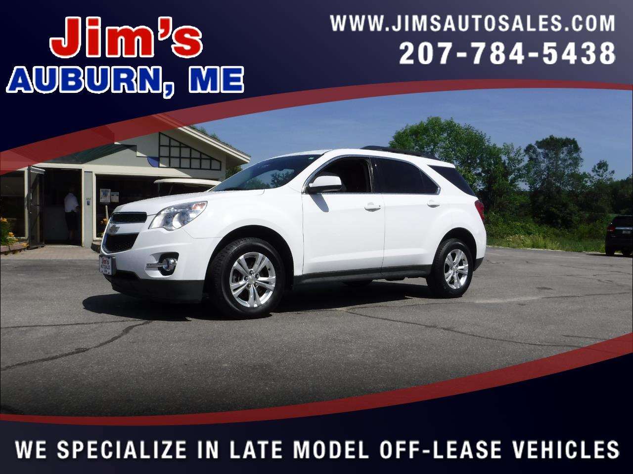 Chevrolet Equinox 2012 for Sale in Auburn, ME
