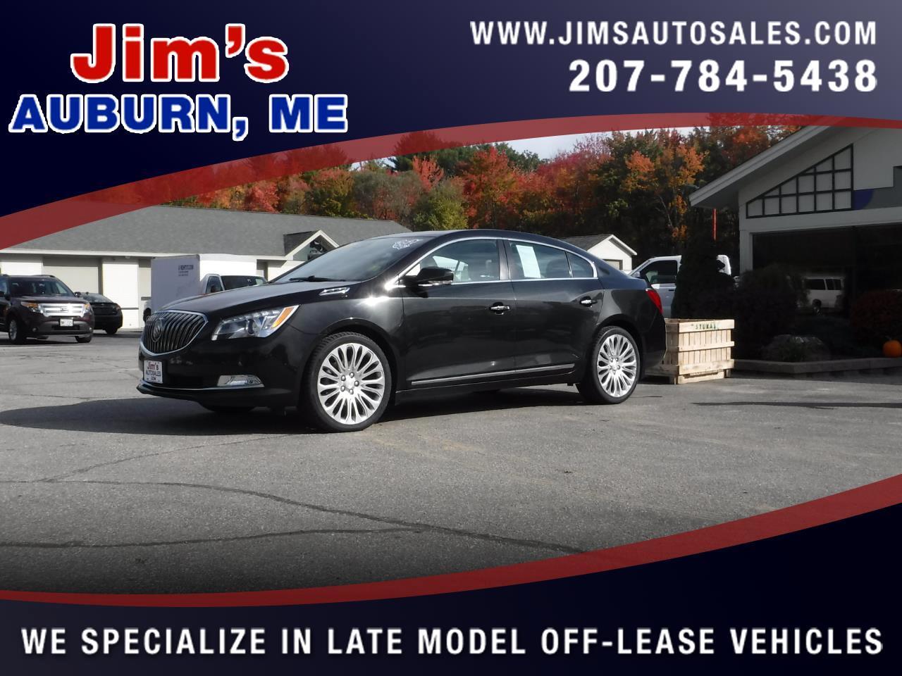 Buick LaCrosse 4dr Sdn Premium II  FWD 2015