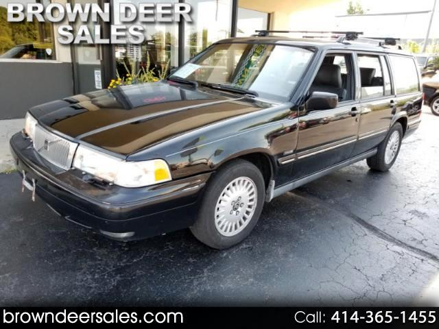 1997 Volvo 960 Wagon Base