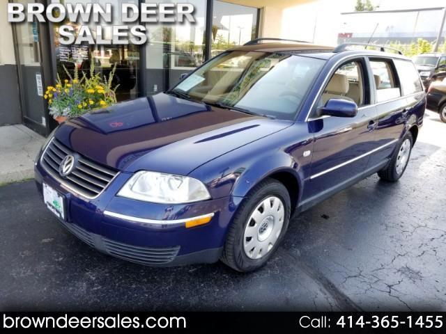 2003 Volkswagen Passat Wagon GL