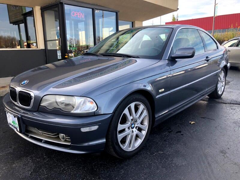 2003 BMW 3 Series 330Ci coupe
