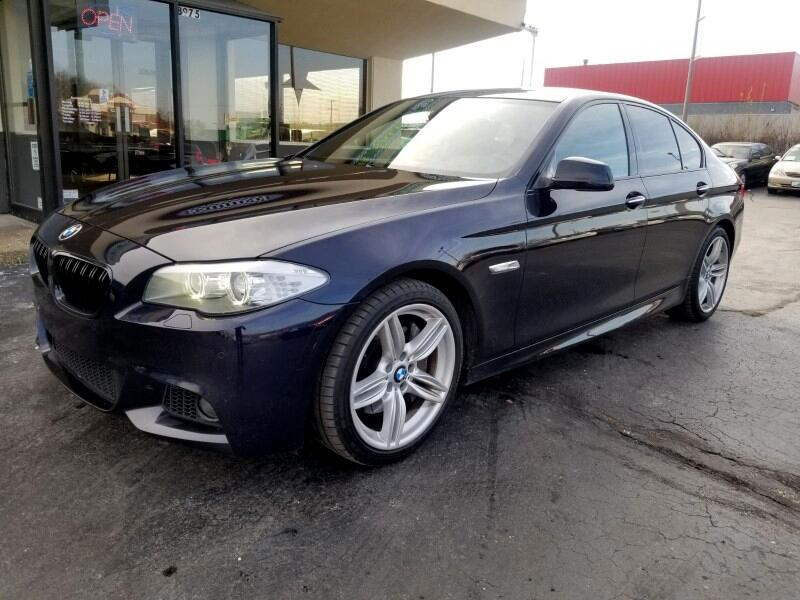 2011 BMW 5-Series 550i xDrive M Sport