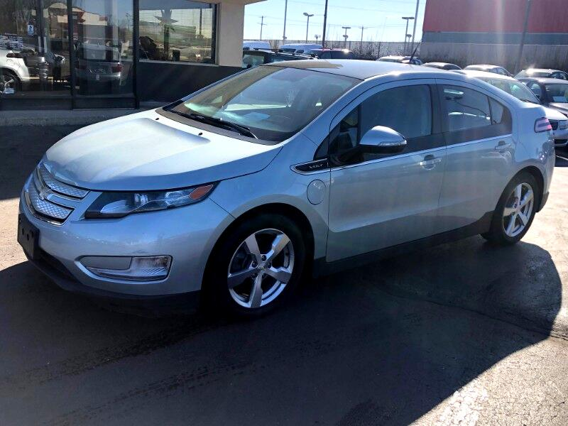 2011 Chevrolet Volt Base