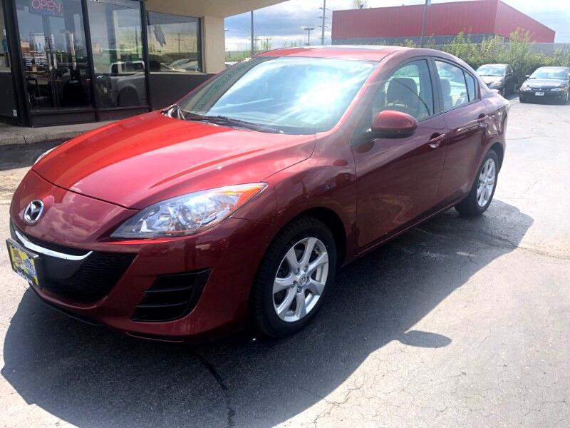 2010 Mazda MAZDA3 i SV 4-Door