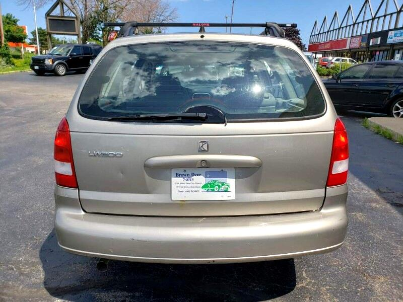 2003 Saturn L-Series Wagon LW200