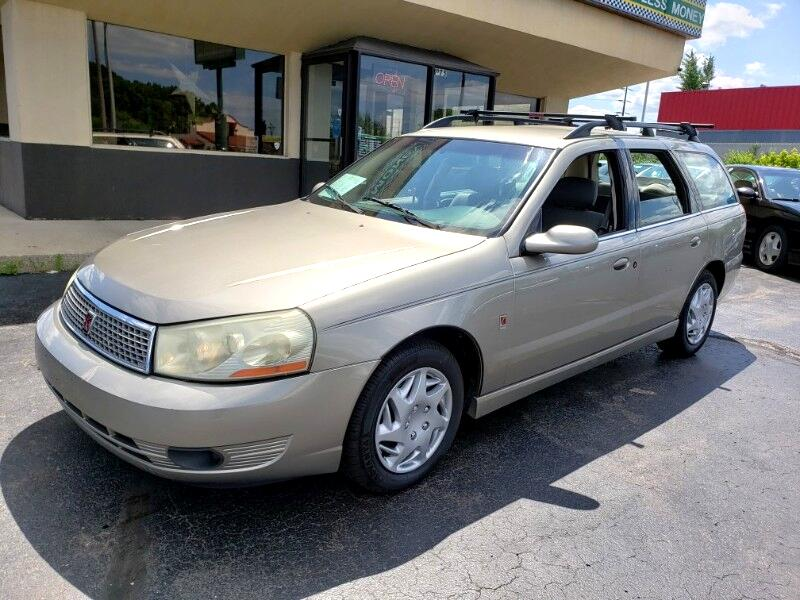 Saturn L-Series Wagon LW200 2003
