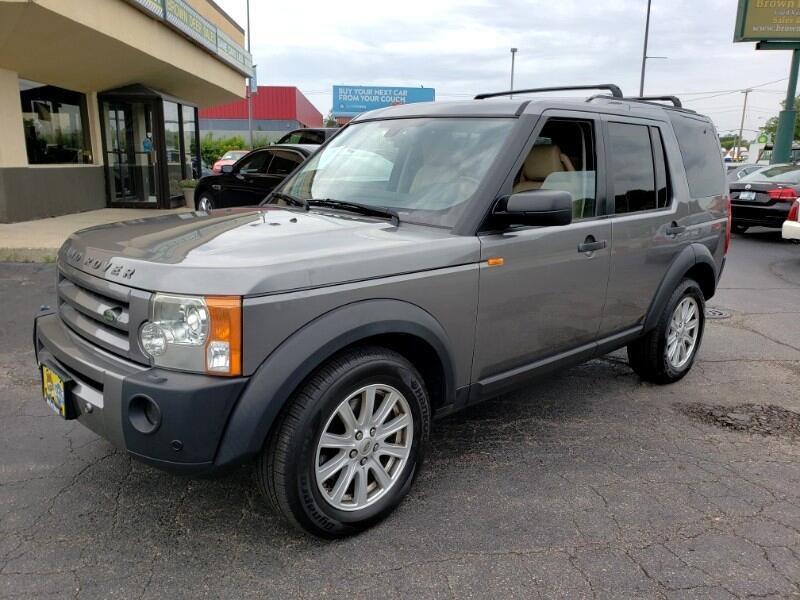 2007 Land Rover LR3 SE V8