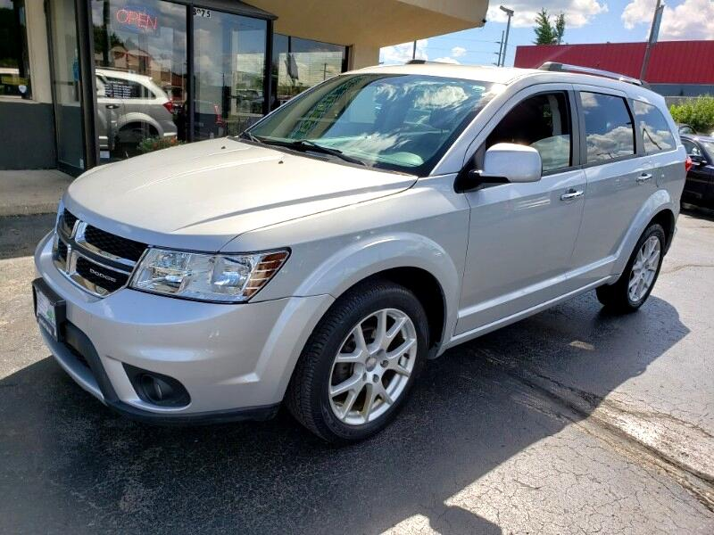 2011 Dodge Journey Crew AWD