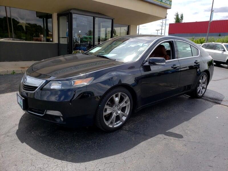 2012 Acura TL 6-Spd AT SH-AWD w/ Advance Pkg
