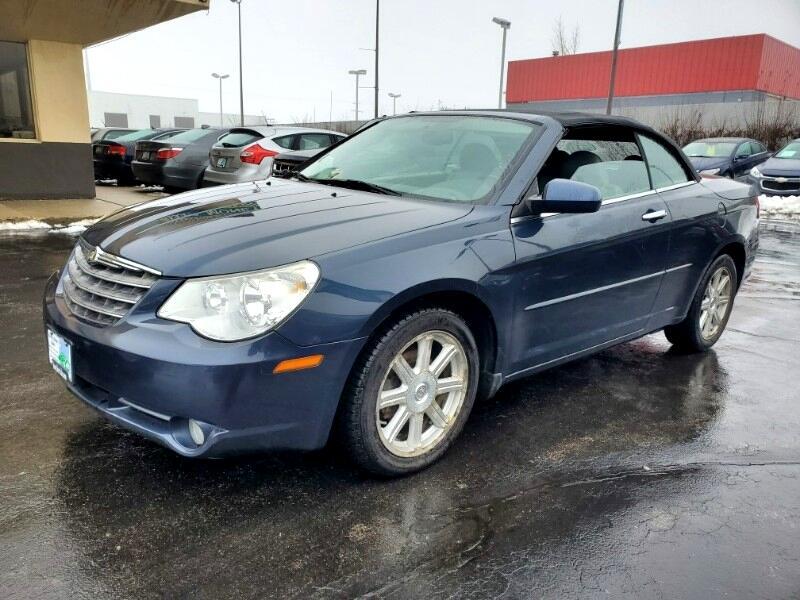 2008 Chrysler Sebring Conv 2dr Limited
