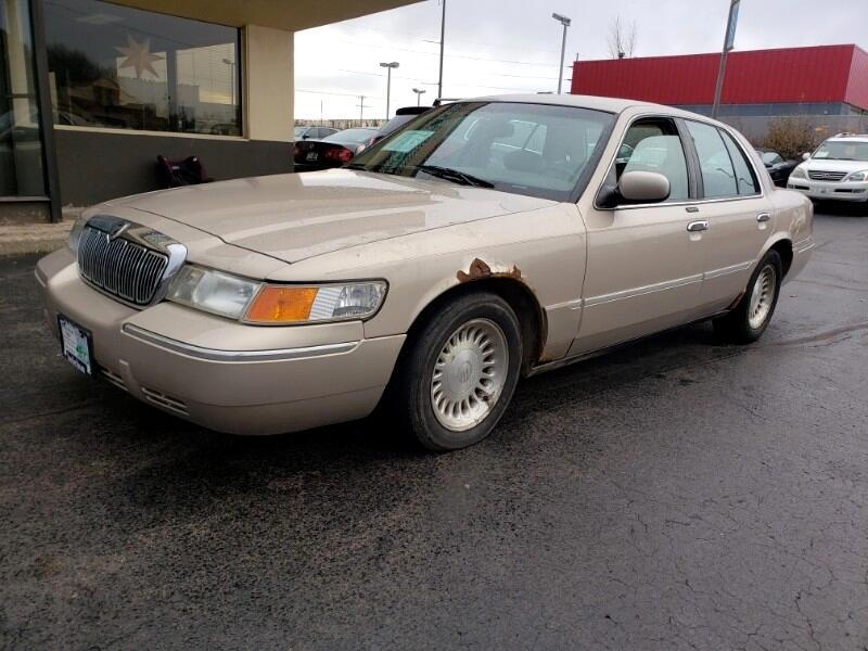 Mercury Grand Marquis LS 1998