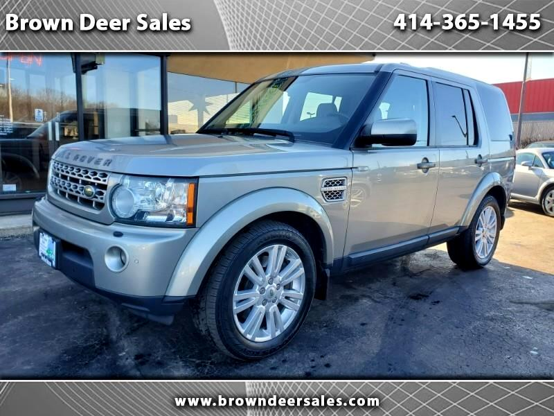 Land Rover LR4 HSE Plus 2010