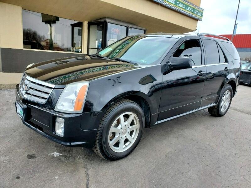 Cadillac SRX V8 2004