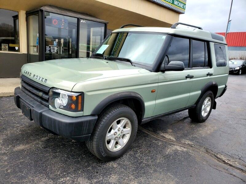 Land Rover Discovery S 2003