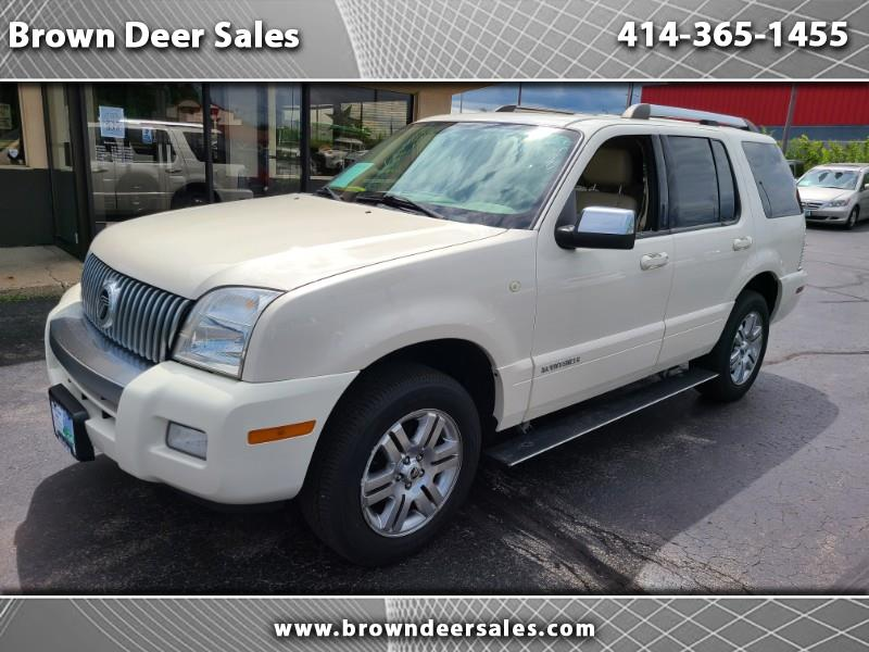 Mercury Mountaineer Premier 4.0L AWD 2007