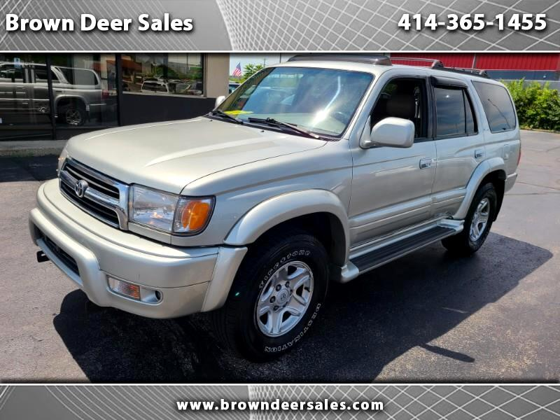 Toyota 4Runner Limited 4WD 2000