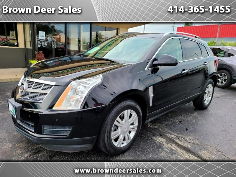 Cadillac SRX Luxury Collection 2010