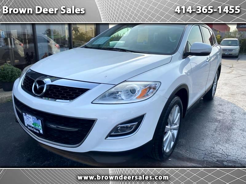 Mazda CX-9 Grand Touring 4WD 2010