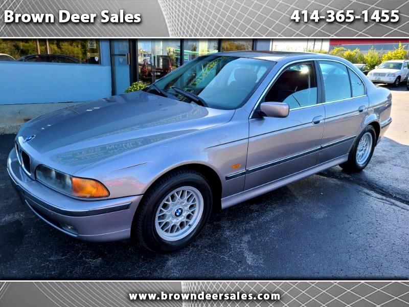 BMW 5-Series 528i 1997