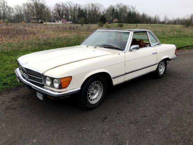 1973 Mercedes-Benz 450 SL Convertible