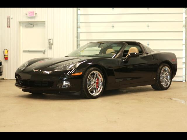 Chevrolet Corvette 3LT Coupe Automatic 2006