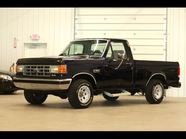1987 Ford F-150 Regular Cab 4WD