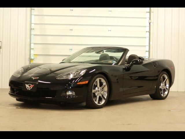 2007 Chevrolet Corvette Convertible LT3