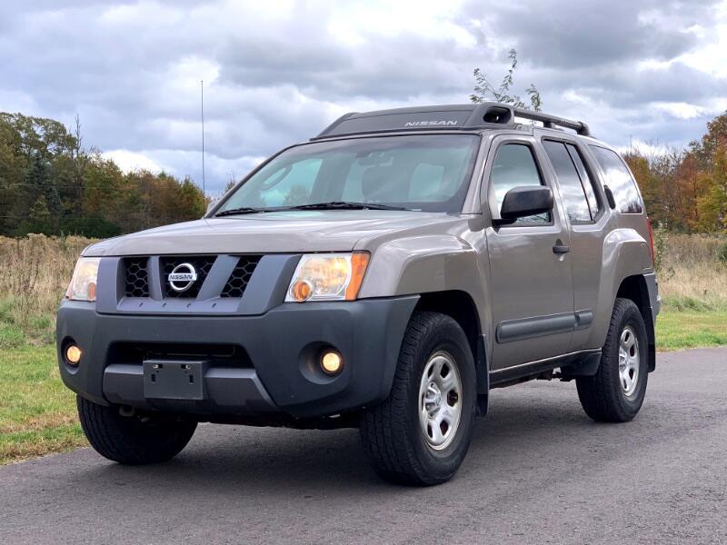 2007 Nissan Xterra 4dr Off Road V6 Auto 4WD