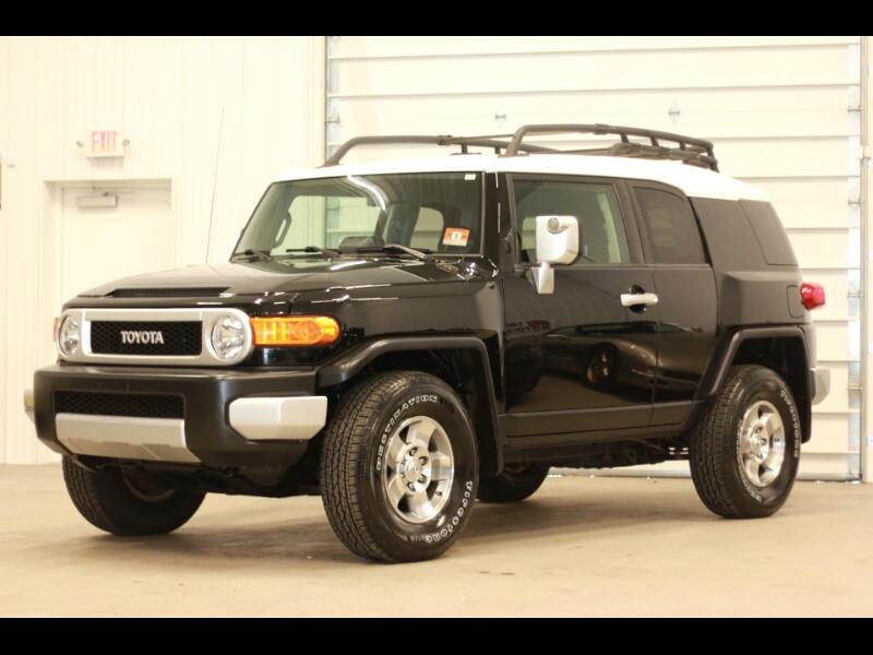 2009 Toyota FJ Cruiser 4WD AT