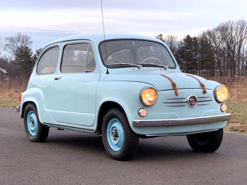 1968 Fiat 600 D