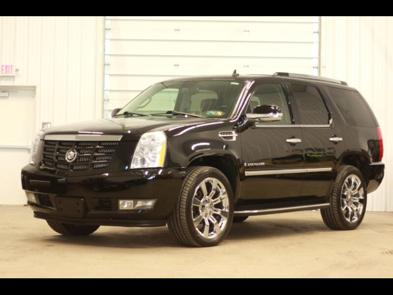 880585c575e134 Used 2009 Cadillac Escalade for Sale in Pipersville