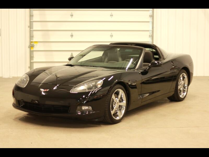 Chevrolet Corvette Coupe LT1 2009