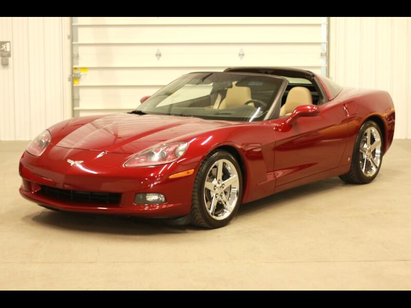 2006 Chevrolet Corvette 3LT Coupe