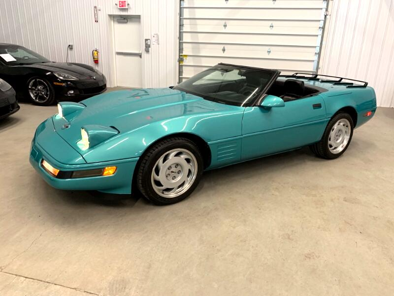 1991 Chevrolet Corvette Convertible