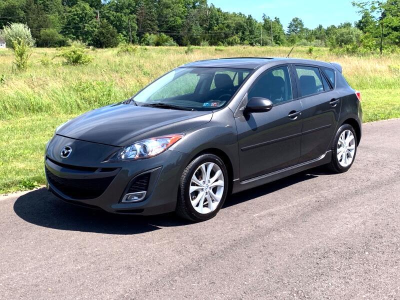 Mazda MAZDA3 s Sport 5-Door 2011