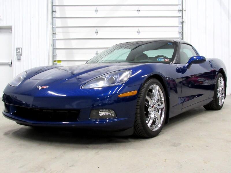 Chevrolet Corvette Coupe 2005