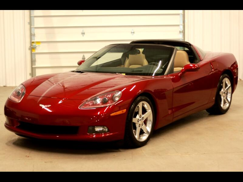2006 Chevrolet Corvette Coupe 3LT