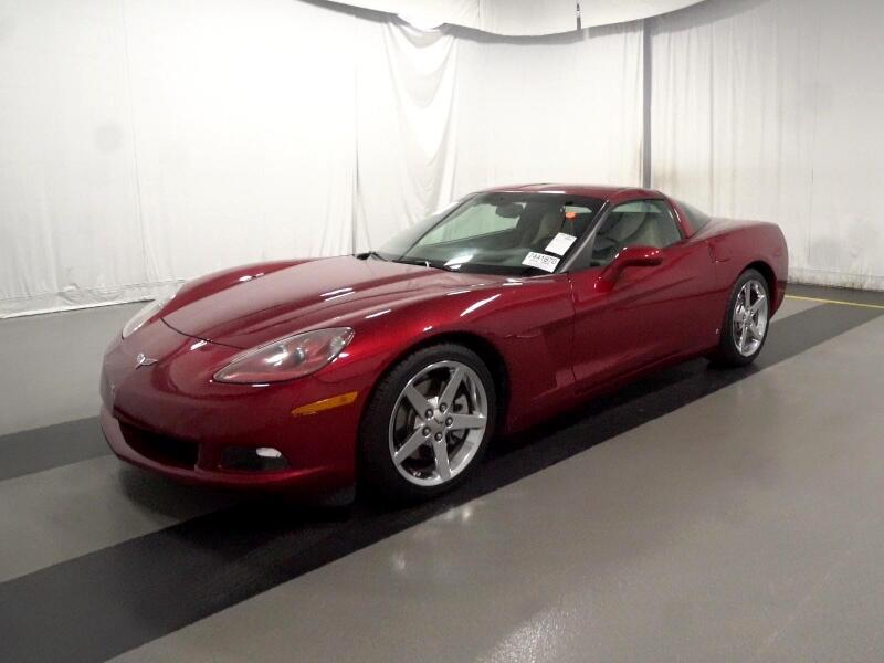 Chevrolet Corvette Coupe LT3 2008