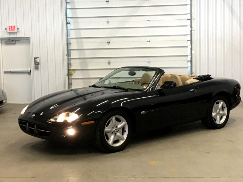 Jaguar XK8 Convertible 1999