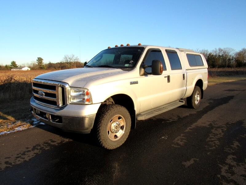 Ford F-250 SD Crew Cab 4WD 2006