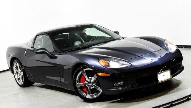 Chevrolet Corvette Coupe LT3 2009