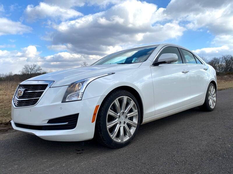 Cadillac ATS 2.5L Luxury RWD 2015