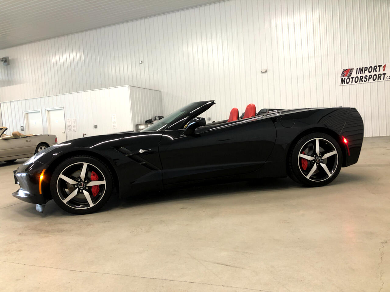 Chevrolet Corvette 2dr Stingray Conv w/2LT 2015