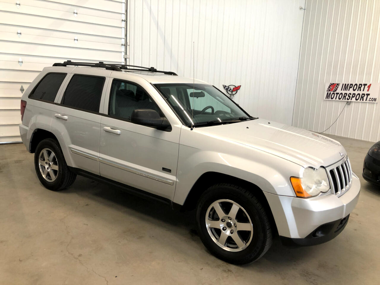 Jeep Grand Cherokee 4WD 4dr Rocky Mountain 2009
