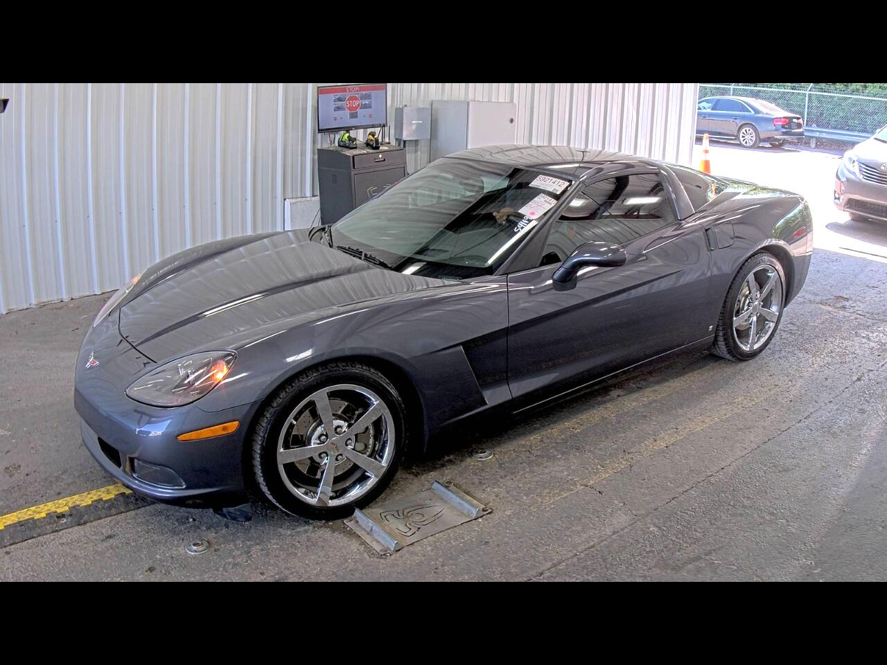 Chevrolet Corvette 2dr Cpe w/3LT 2009