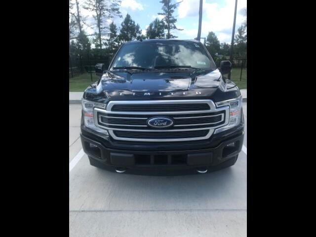 2018 Ford F-150 Limited 4WD